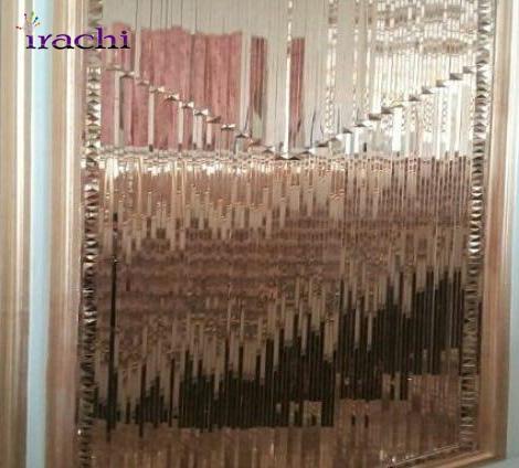 آینه کاری سنتی با آینه مدرن